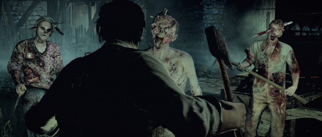 The Evil Within PlayStation 4 Impressions