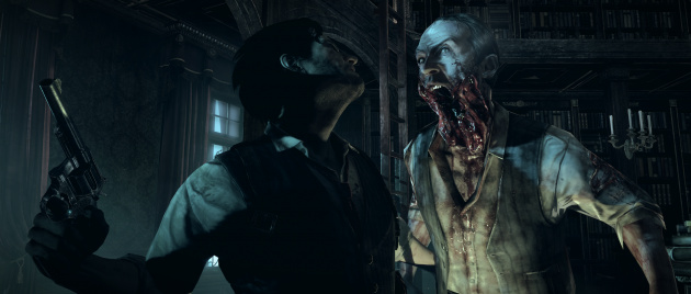 The Evil Within PS4 Preview 2