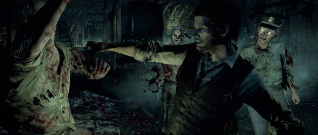 The Evil Within PS4 Preview 4