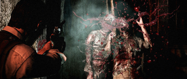 The Evil Within PS4 Preview 5