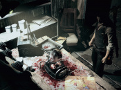 Burning Bodies in The Evil Within on PS4