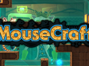 Forget Minecraft, Indie Puzzler MouseCraft Hits PS4, PS3, and Vita on 8th July