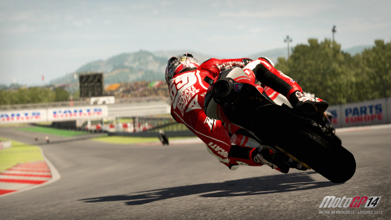 Hold On To Your Handlebars Here 39 S How Motogp 14 Looks On