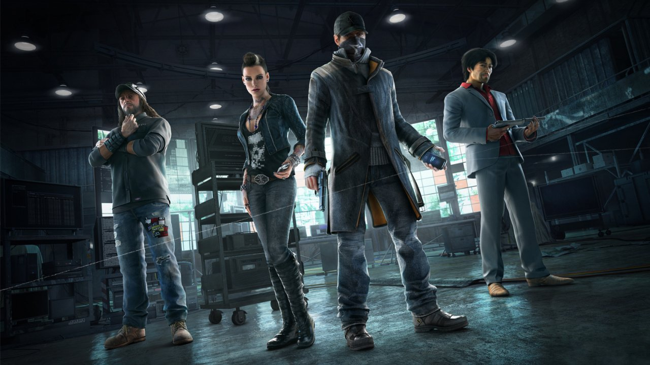 How Big Is Watch Dogs Map Take A Tour Of Chicago On Ps4 Push Square