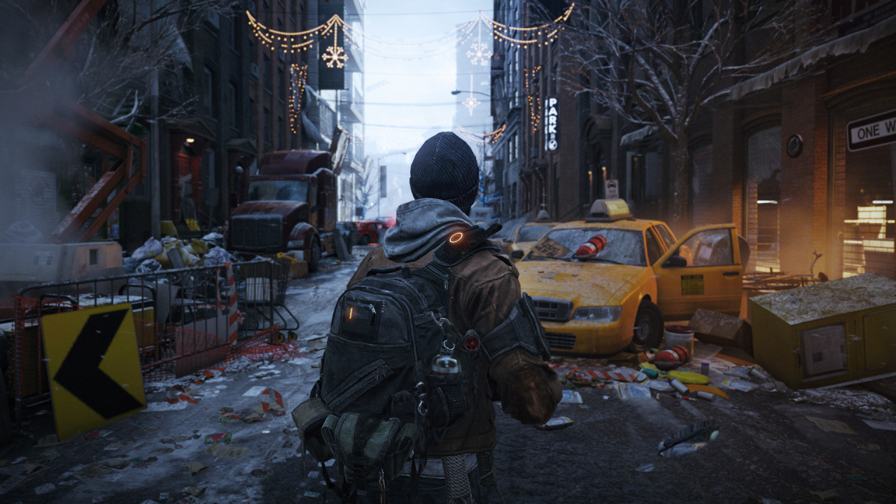 Tom Clancy Games For Ps4 : Ps shooter tom clancy s the division stockpiled until