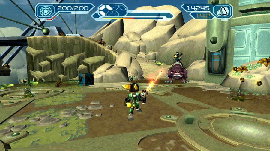 Ratchet & Clank HD Trilogy