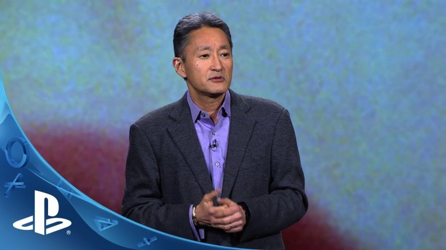 Kaz Hirai Playstation 4
