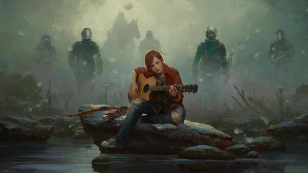 The Last of Us Art