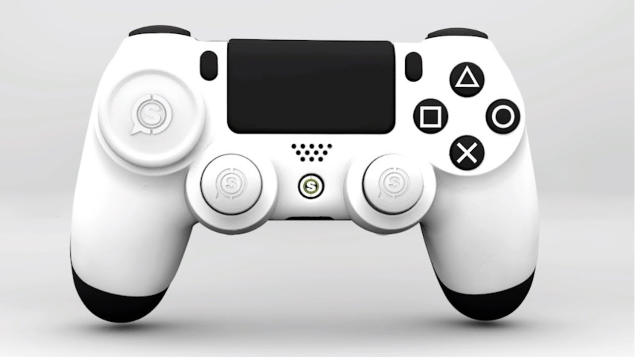 This Slick Ps4 Controller Is For Professional Players Only
