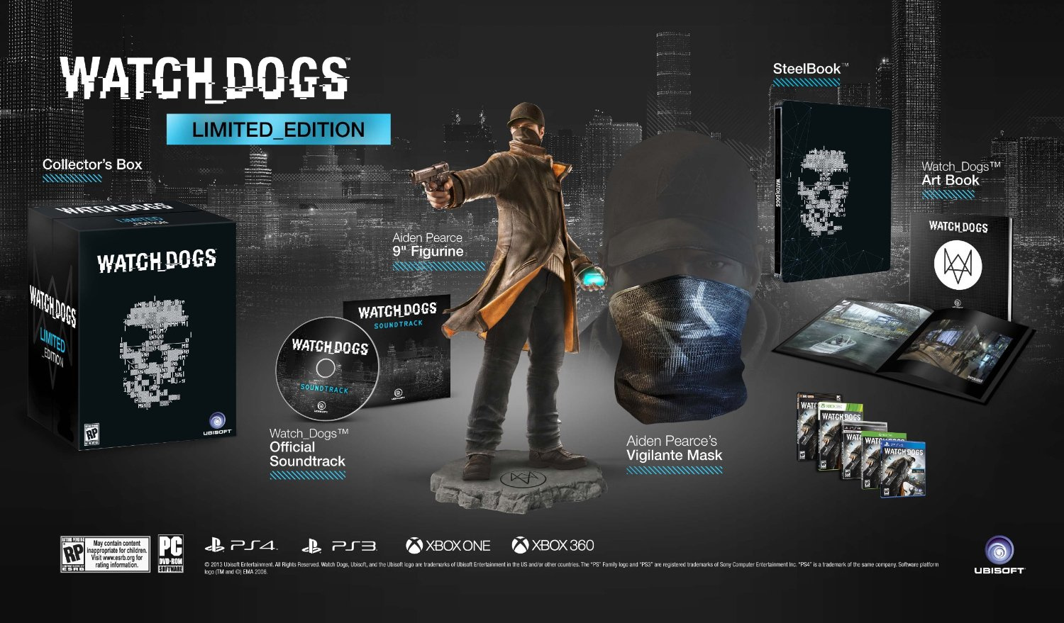 Watch Dogs  Ps Editions