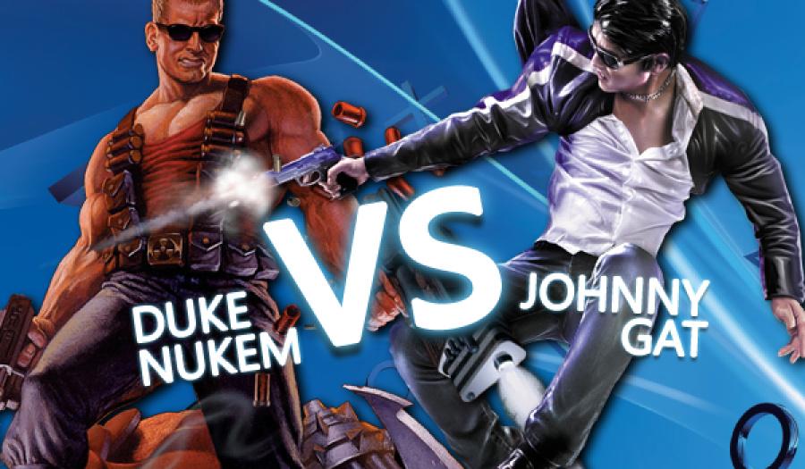 WWWW Duke Nukem Johnny Gat