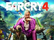 Far Cry 4 Unleashes An Utterly Chaotic PS4 Gameplay Trailer
