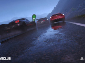 PS4 Racer DriveClub Revs Its Engine in the Rain