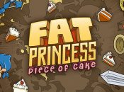Scoff the Last Slice in Free PS Vita Puzzler Fat Princess: Piece of Cake