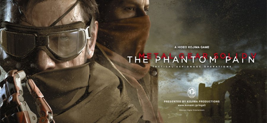 Metal Gear Solid V: The Phantom Pain PS4 1