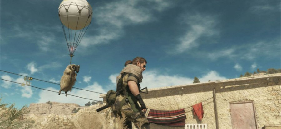 Metal Gear Solid V: The Phantom Pain PS4 6