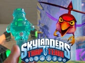 Meet Skylanders: Trap Team's Buzzer Beak on PS4