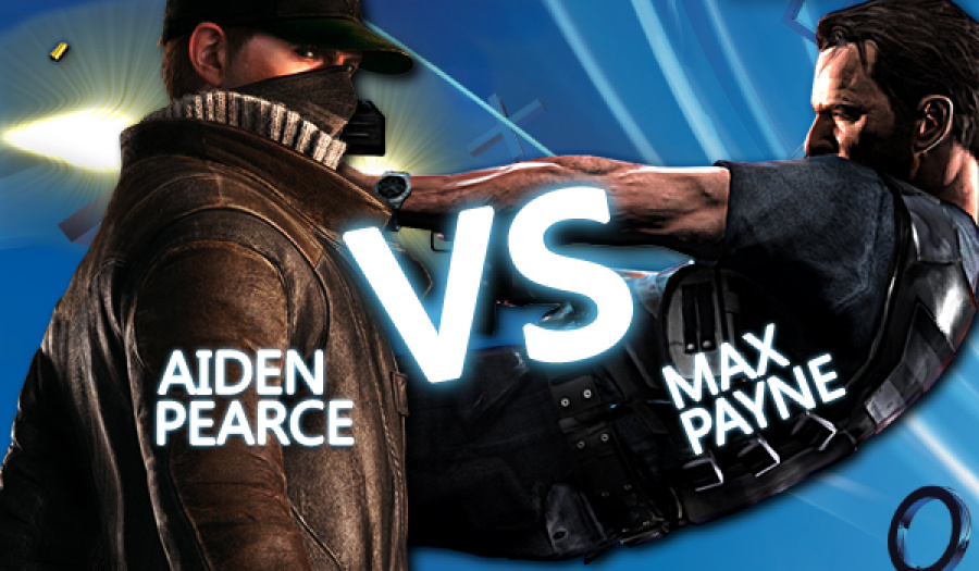WWWW Aiden Pearce Max Payne