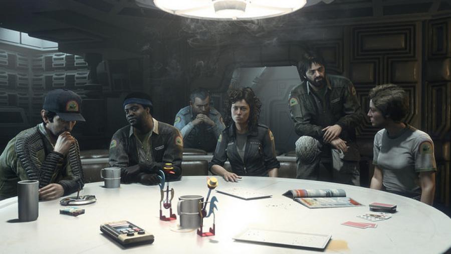 Alien Isolation Pre Order