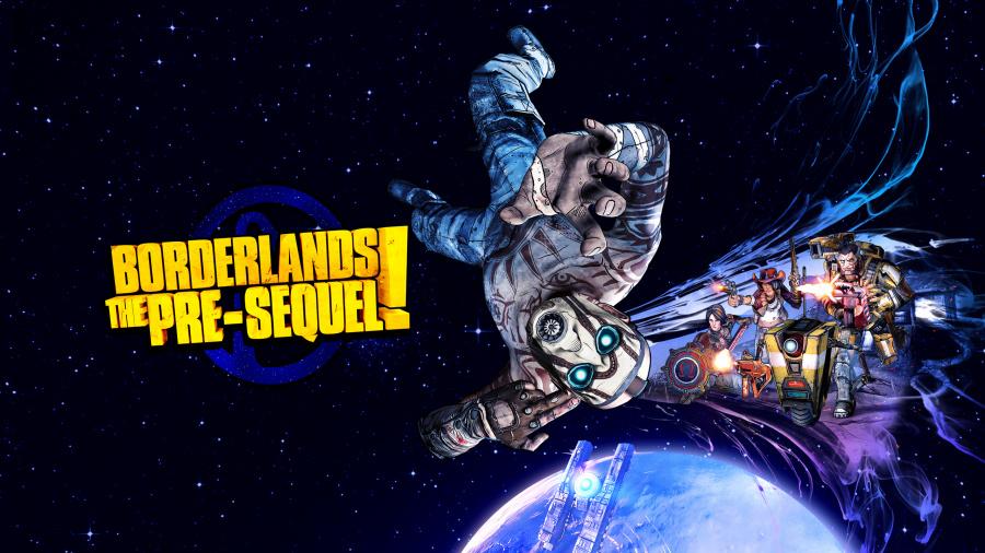 Borderlands: The Pre-Sequel PS4