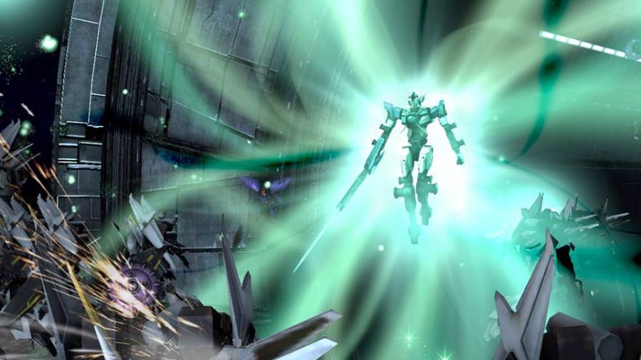 Dynasty Warriors: Gundam Reborn PS3 3