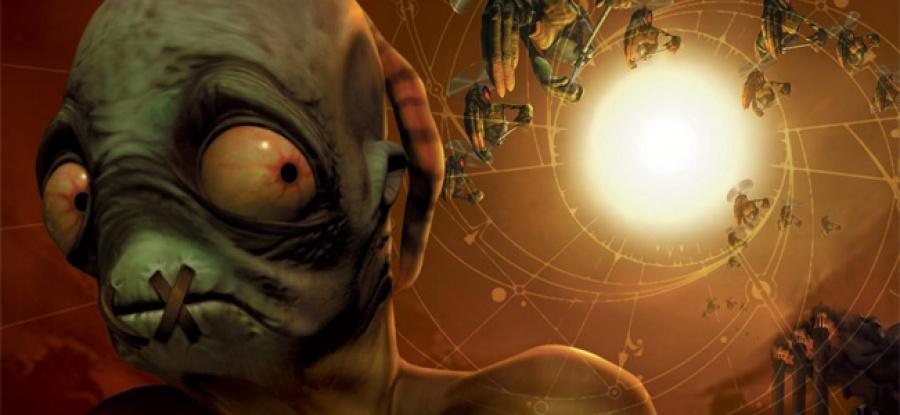 Oddworld: New 'n' Tasty PS4