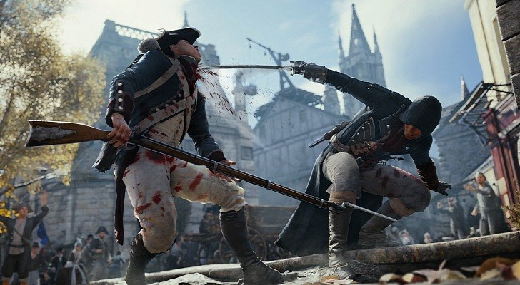 ac Unity New Gameplay ac Unity Combat