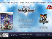 Square Enix Unlocks Kingdom Hearts HD 2.5 ReMIX Limited Edition on PS3