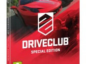 DriveClub Special Edition Lines Up at Launch in Europe