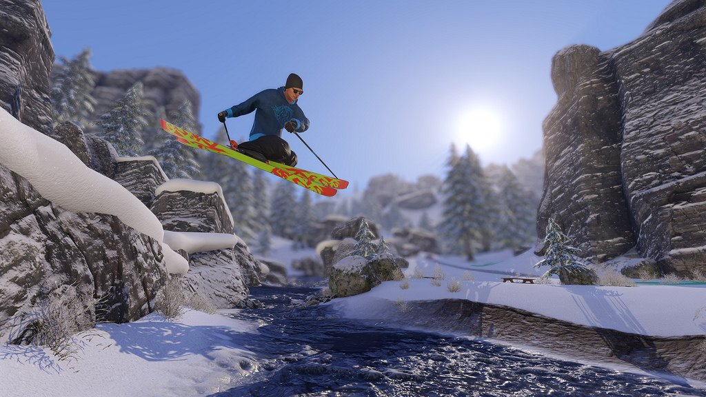 gamescom 2014 free winter sports game snow cosies up to ps4 push square. Black Bedroom Furniture Sets. Home Design Ideas