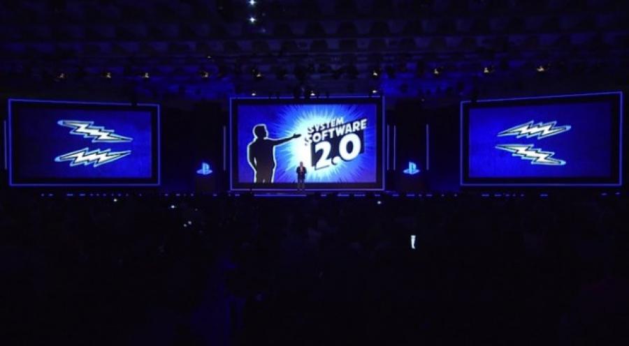 PS4 Firmware Update 2.00