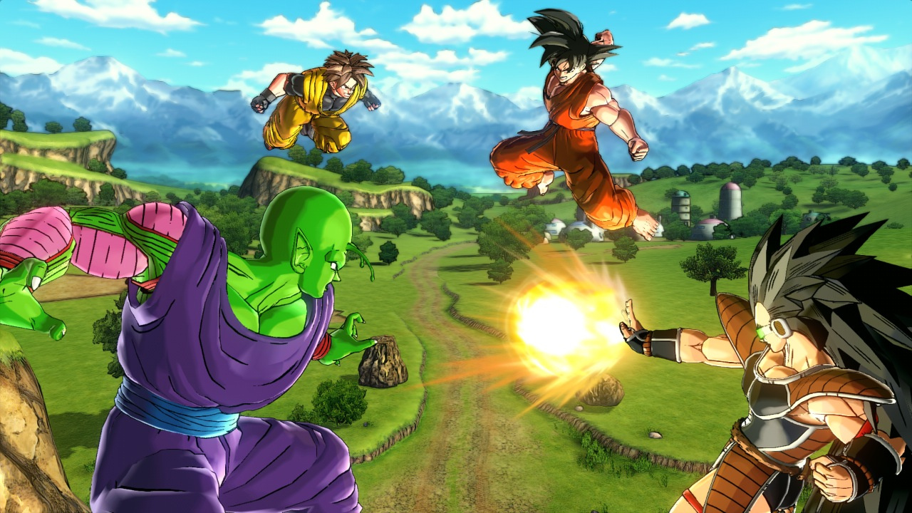 Own outrageously cool dragon ball character in xenoverse push square