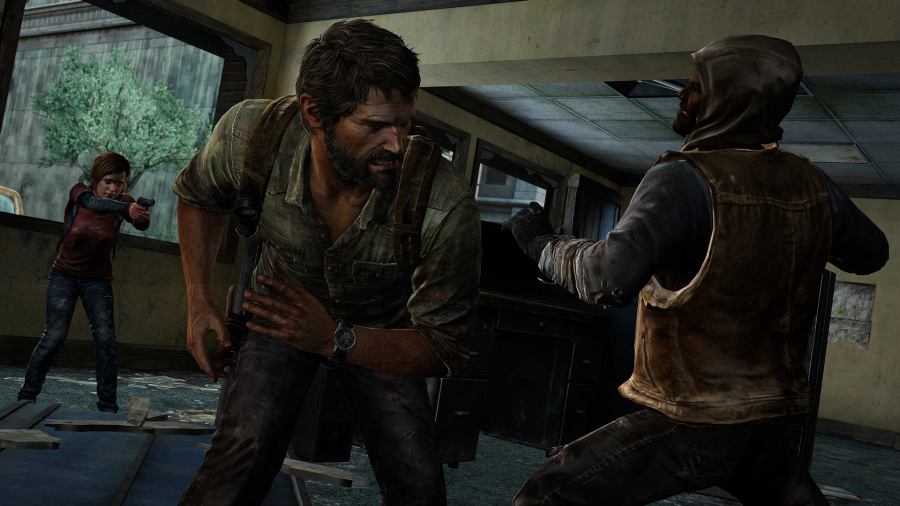The Last of Us Remastered Trophies PS4