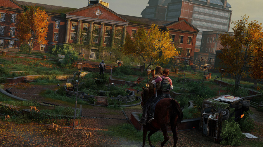 TLOU Remastered PlayStation 4 Trophy Guide