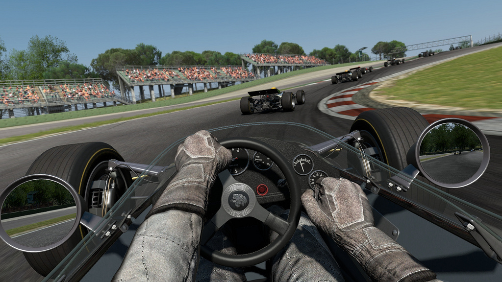 put this ps4 footage of project cars into gear push square. Black Bedroom Furniture Sets. Home Design Ideas