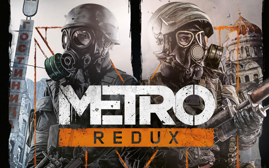Metro Redux PS4 Reviews