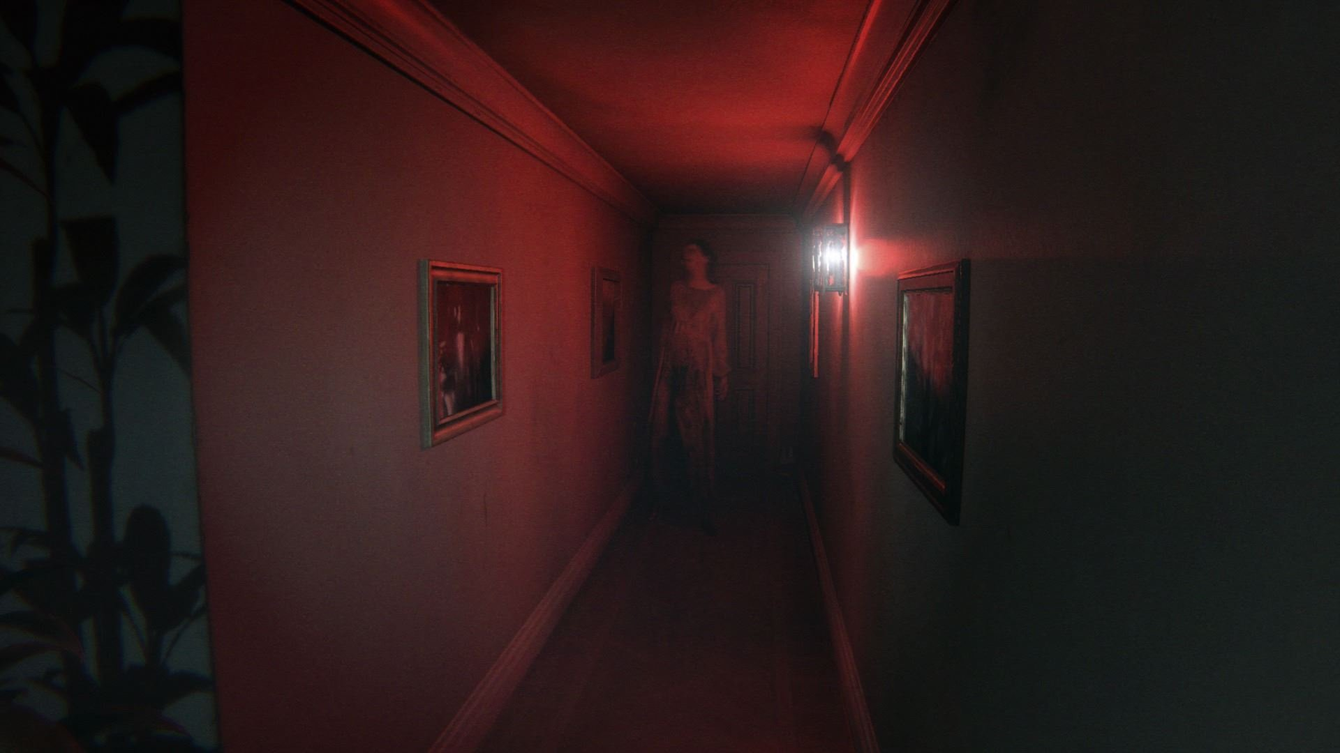 Silent Hill  Hotel Room