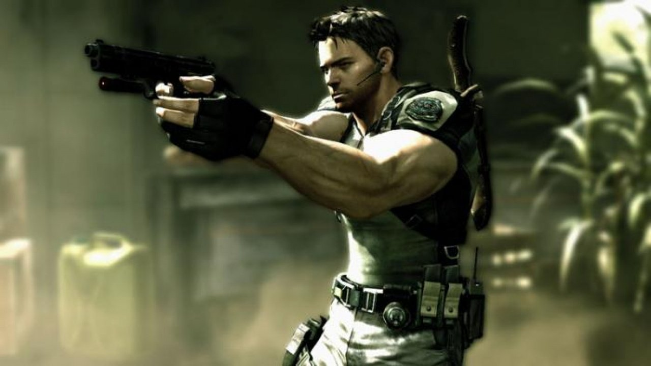 Some People Still Can T Get Enough Of Chris Redfield S Biceps In