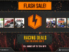 Drive Away with a Deal in North American PSN Flash Sale