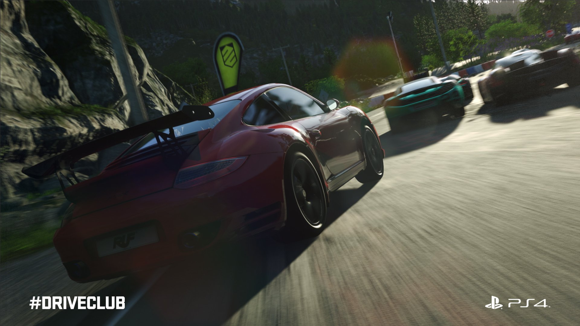 Driveclub matchmaking