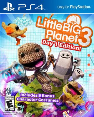 LittleBigPlanet 3 PS4 2