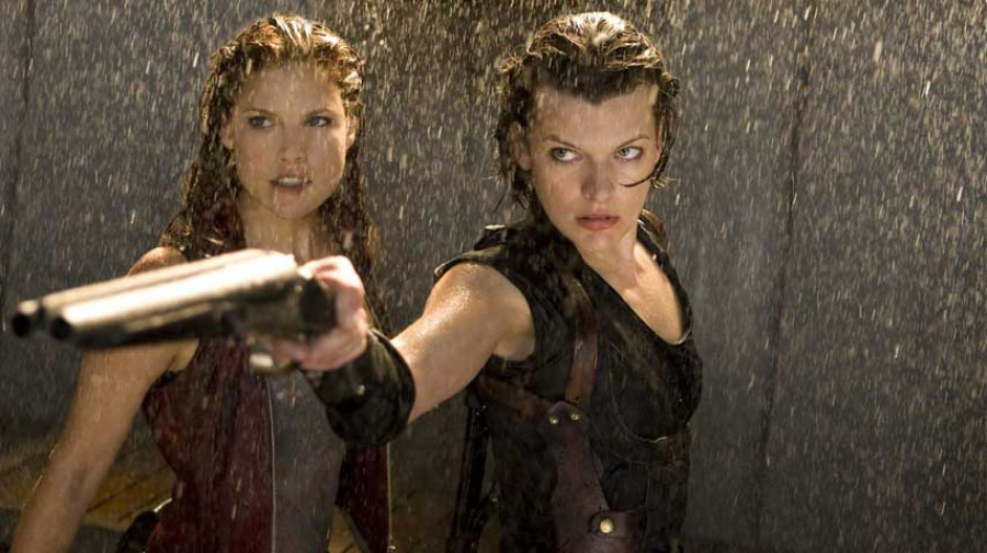 Resident Evil Movie TV