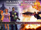 Saints Row Gats Out of Hell a Little Earlier Than Anticipated on PS4, PS3