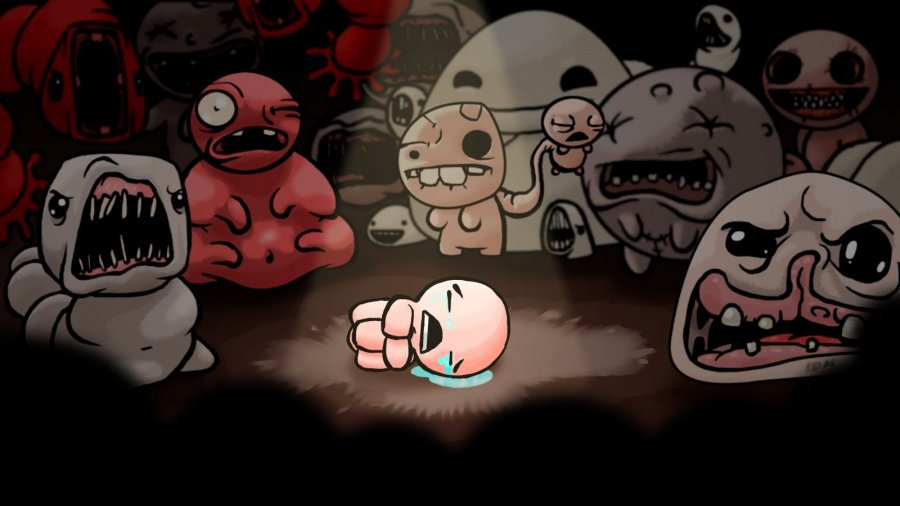The Binding of Isaac PS4 Plus November
