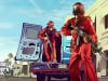Grand Theft Auto V PS4 Cell Phone Cheat Lets You See Los Santos in Slow Motion
