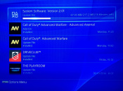 PS4 Firmware Update 2.01 Now Live