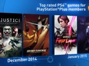 These Are Your Free PS4 PlayStation Plus Titles in December and January
