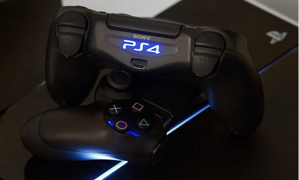 What will the dualshock 4s light bar do in grand theft auto v ps4 remove those decals for the full effect the novelty of the dualshock 4s light bar aloadofball Images