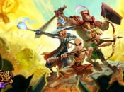 Dungeon Defenders 2 Builds a Console Exclusive Barricade Around PS4