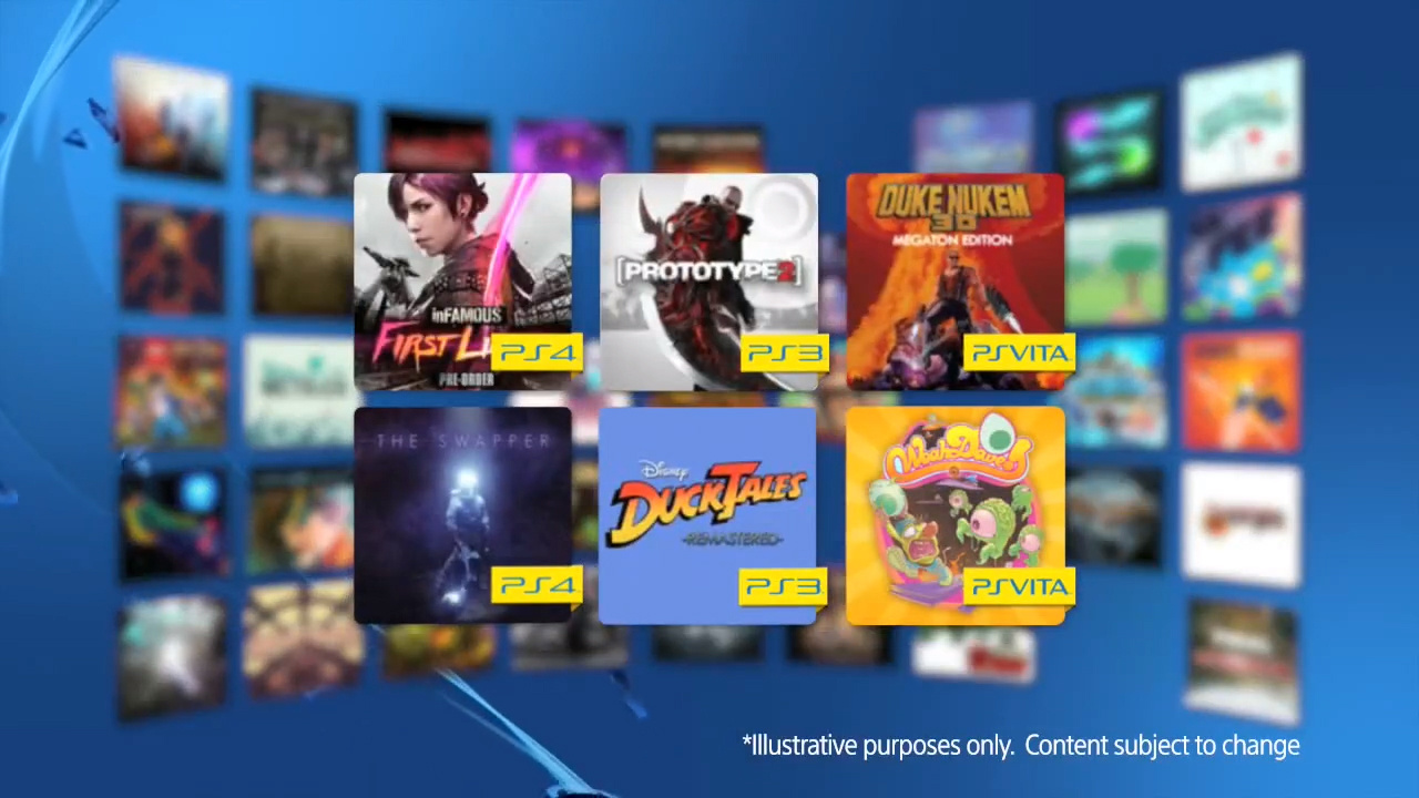 january 39 s free playstation plus games include infamous first light on ps4 and more push square. Black Bedroom Furniture Sets. Home Design Ideas